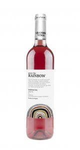 Over The RAINBOW botella