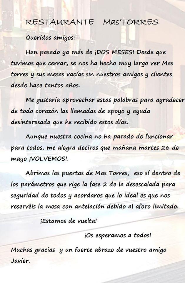 Mas Torres