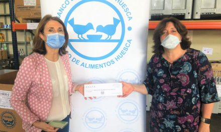 ENATE recauda 20 000 euros en su cata benéfica virtual para el Banco de Alimentos