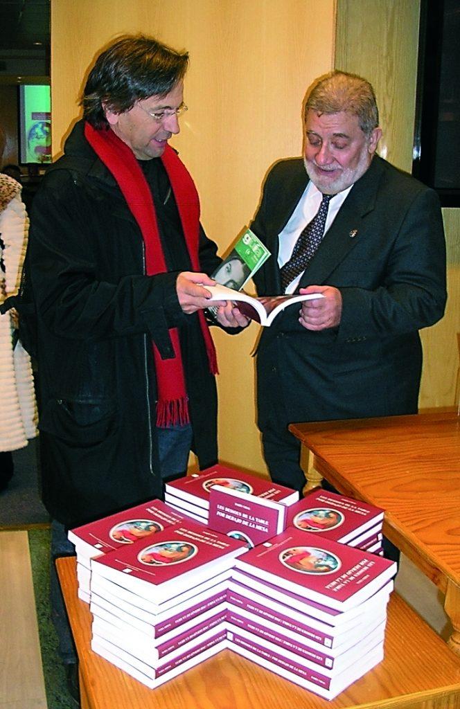 2007 Presentciçon libro Darío Vidal