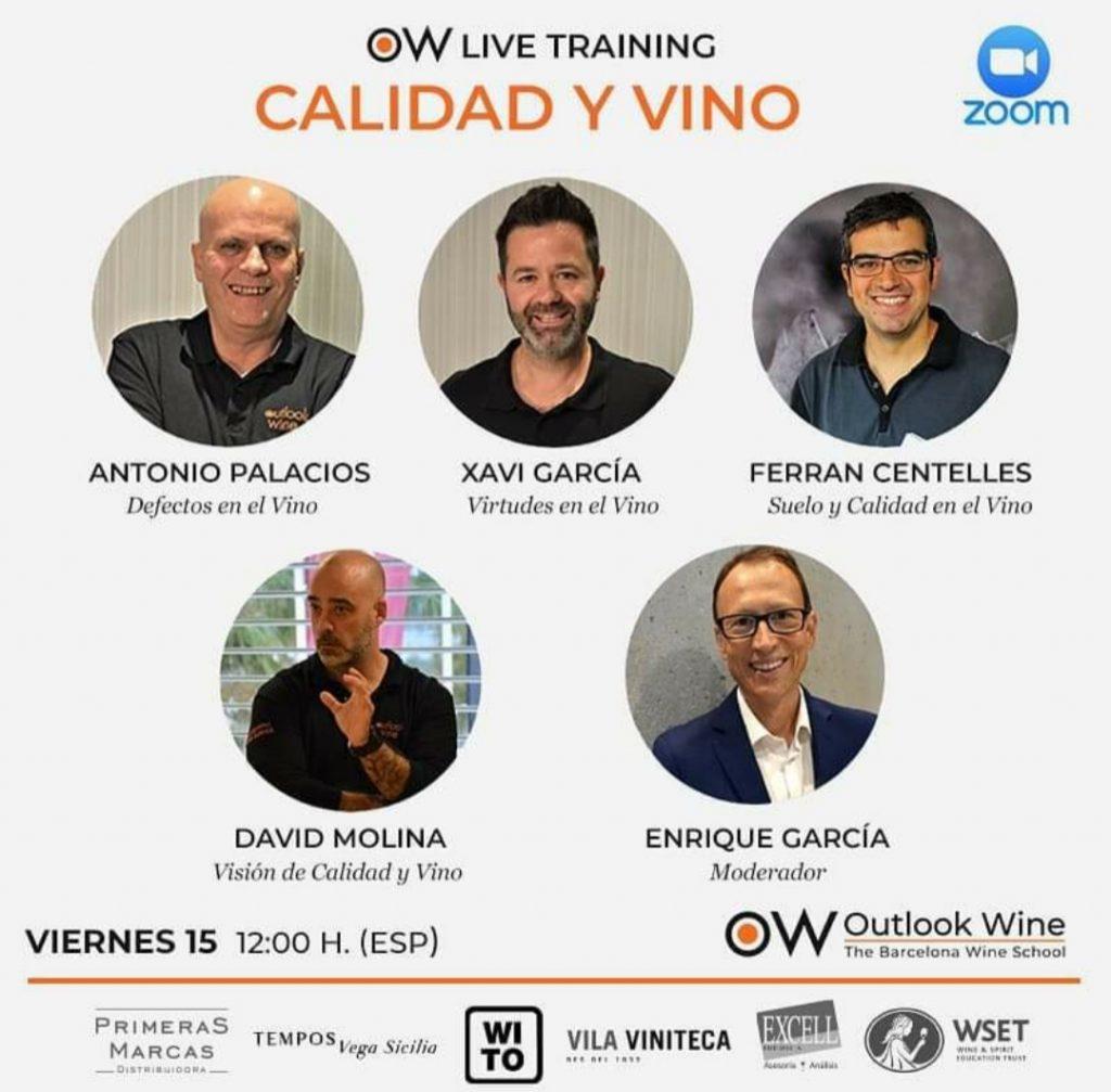 Webinar Outlook Wine