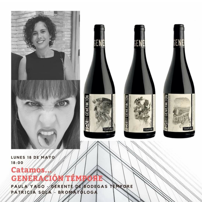 Charla sobre vino - Patricia Sola