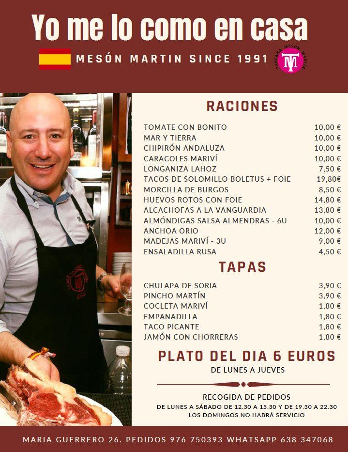 Mesón Martin