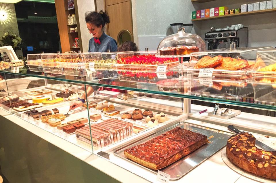 Tienda Pastelería Ascaso