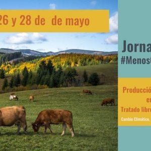 Jornadas sobre producción y consumo de carne