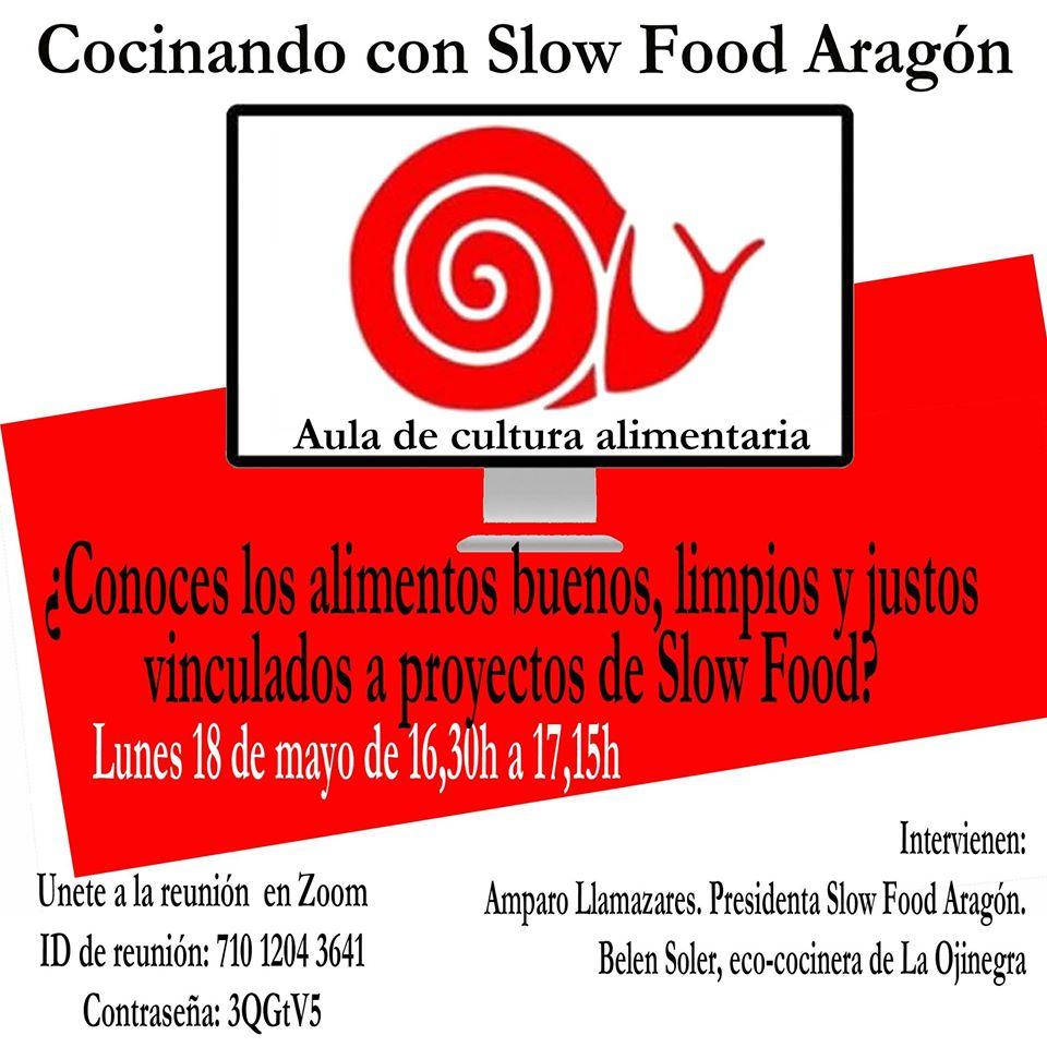 Cocinando con Slow Food