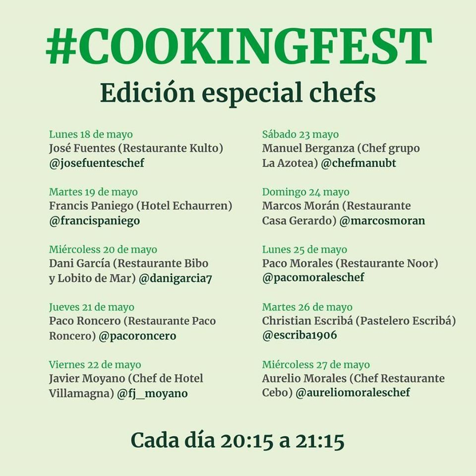 Cooking Fest - Thermomix