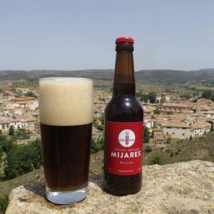 Cerveza artesana Mijares