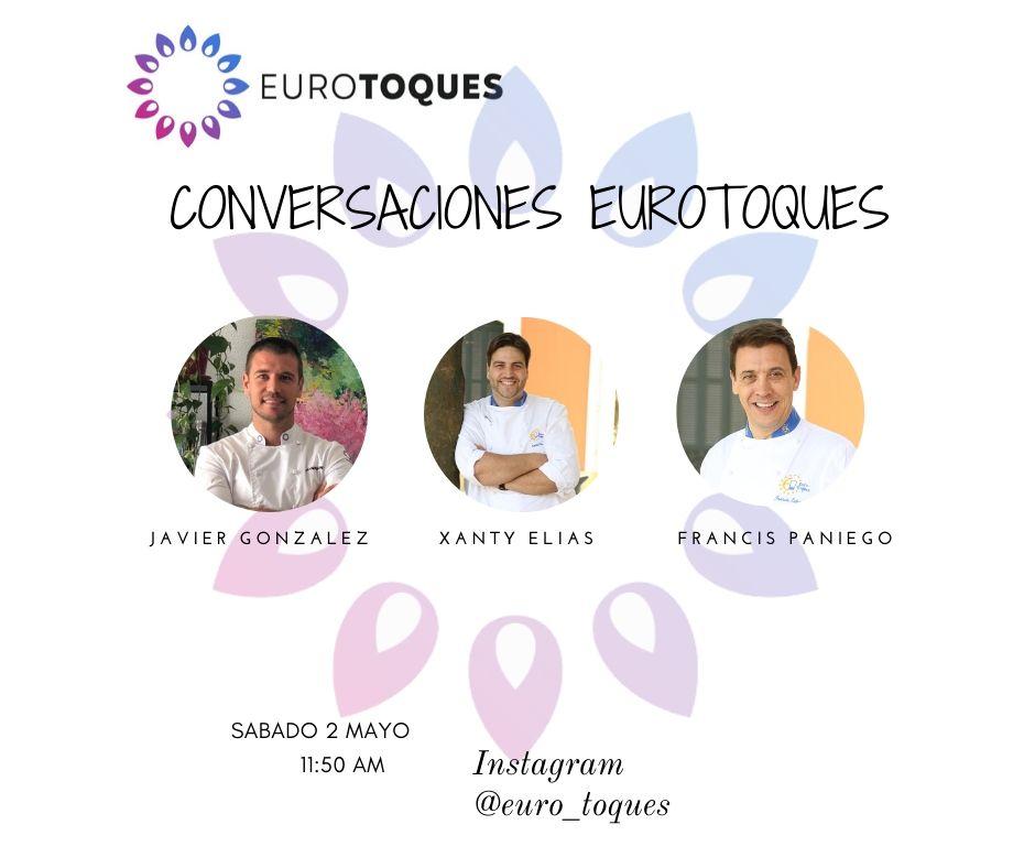 Eurotoques conversaciones Paniego