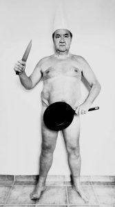Koldo Royo desnudo