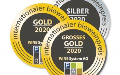 Cuatro medallas de oro para vinos ecológicos aragoneses