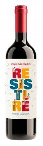 vino RESISTIRÉ