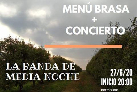 06-27 Menu y concierto