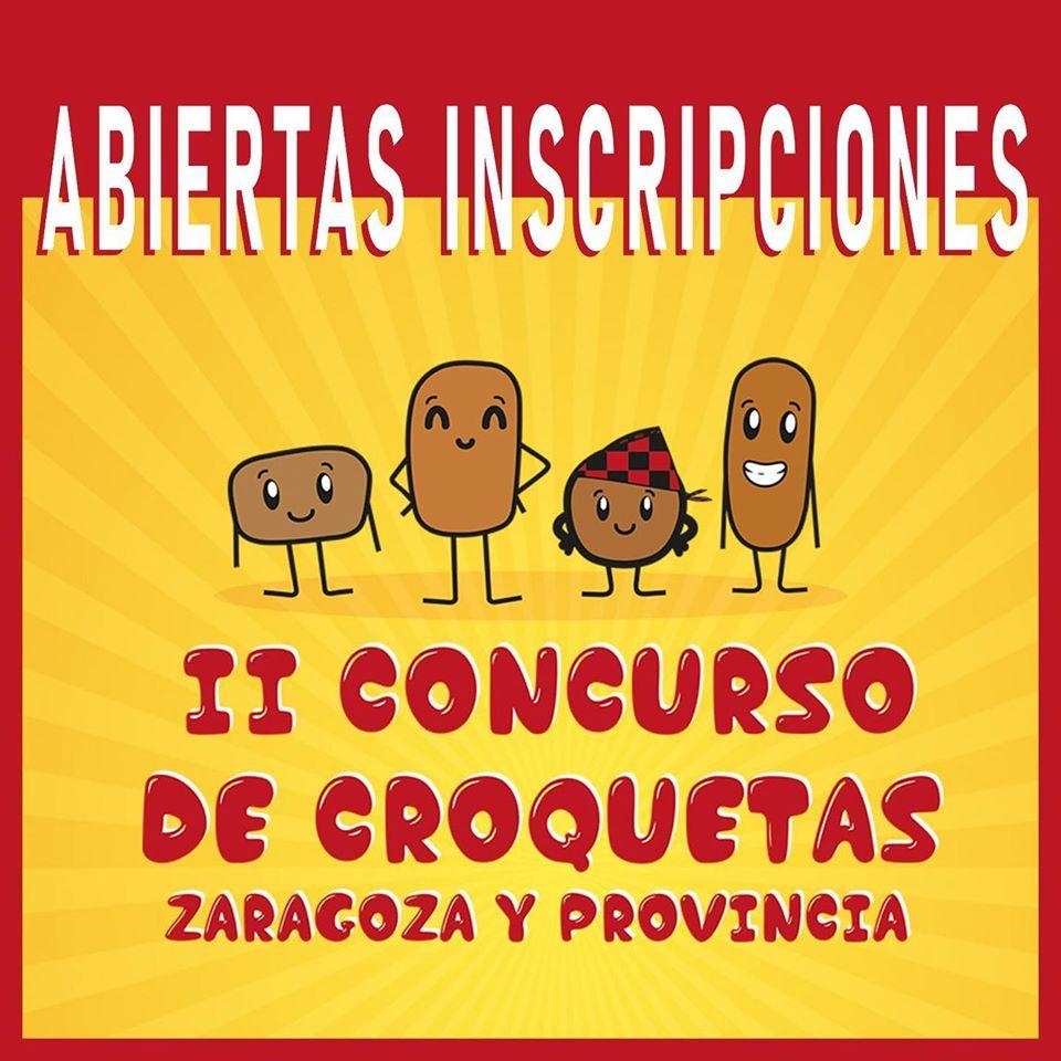 Inscripción Concurso de Croquetas