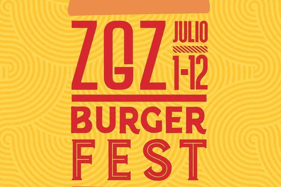 La Zaragoza Burger Fest llenará la provincia con 71 propuestas para todos los gustos