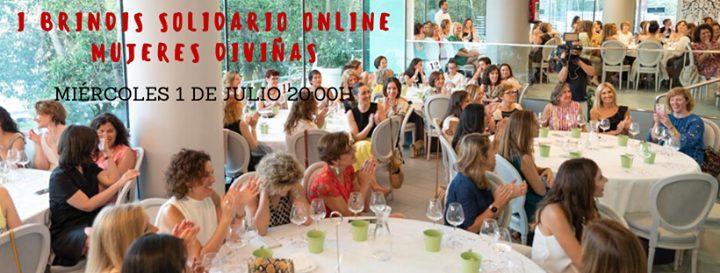 Brindis solidario - Club Diviñas