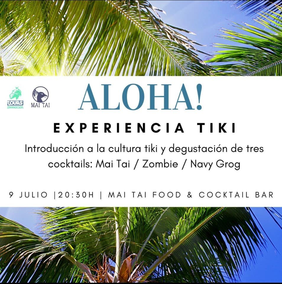 Experiencia Tiki en Mai Tai