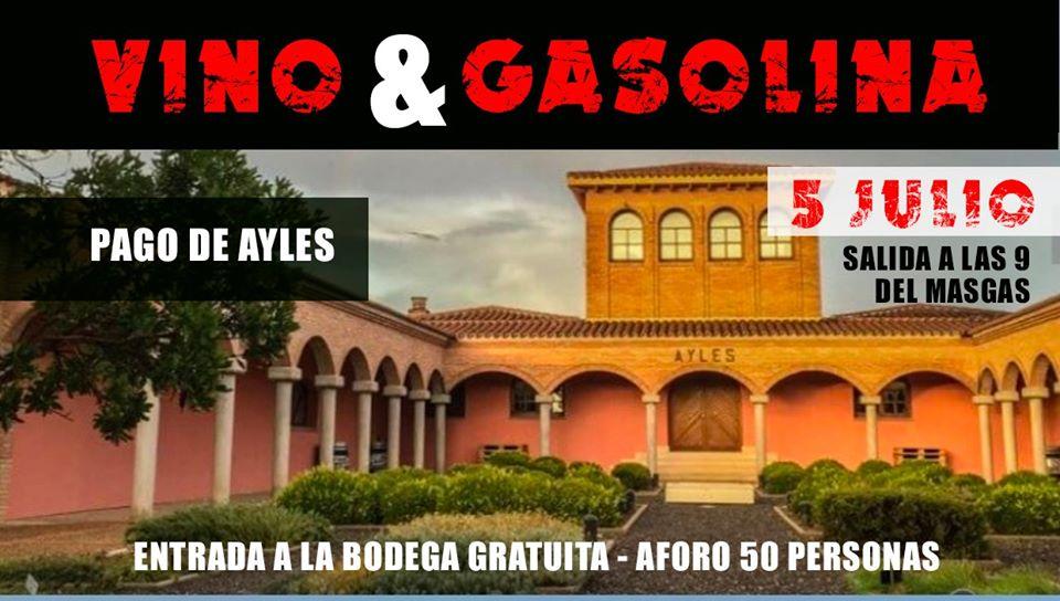 Ruta Vino y Gasolina - MasGas