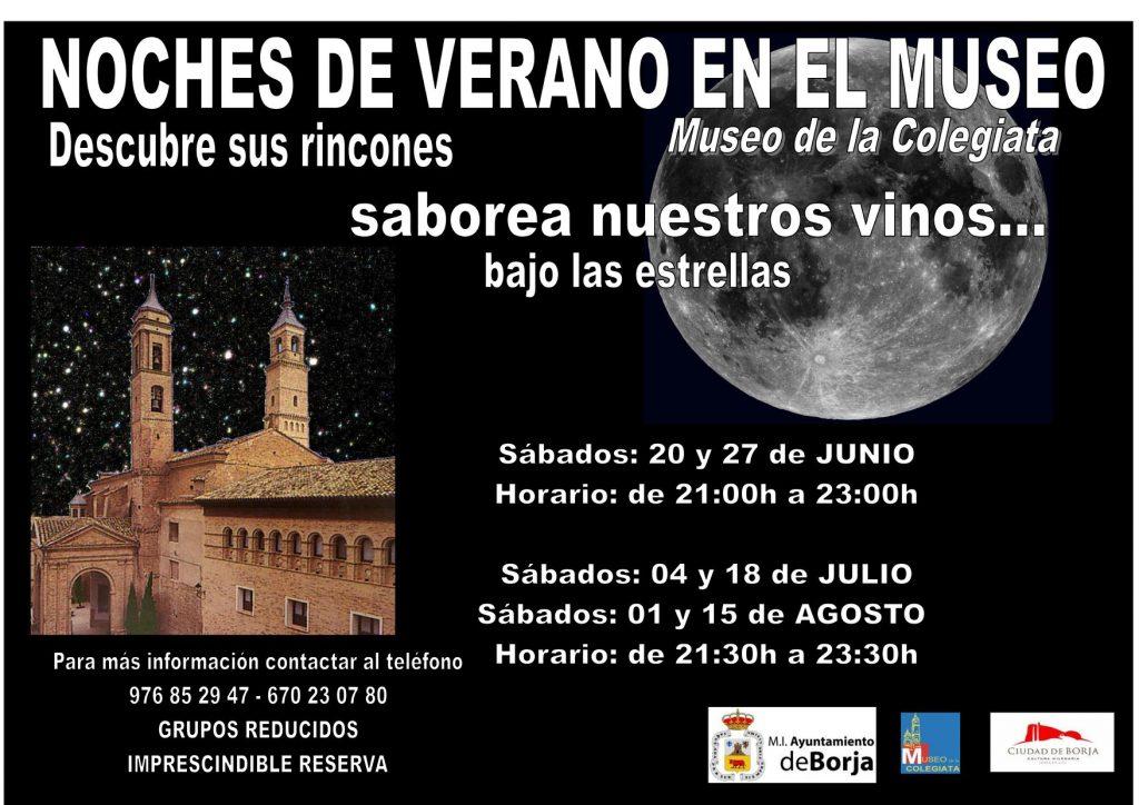 2020 Borja vinos noche Museo