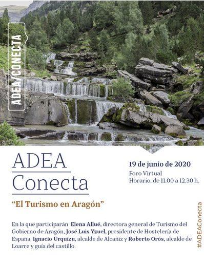 Foro Virtual sobre Turismo en Aragón - ADEA