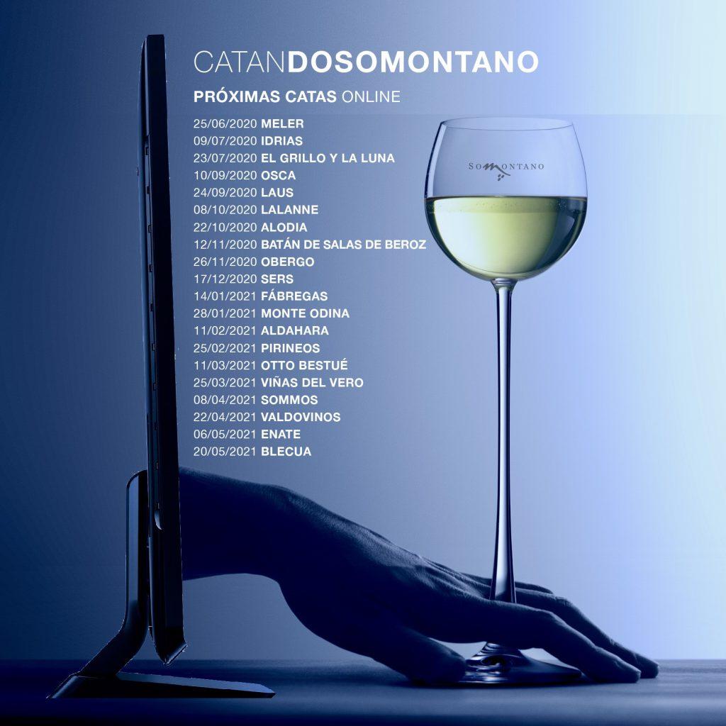 CatanDO SOMONTANO online