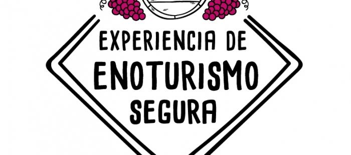 """Las cuatro rutas del vino implantan el distintivo de """"Turismo Seguro"""" del Gobierno de Aragón"""