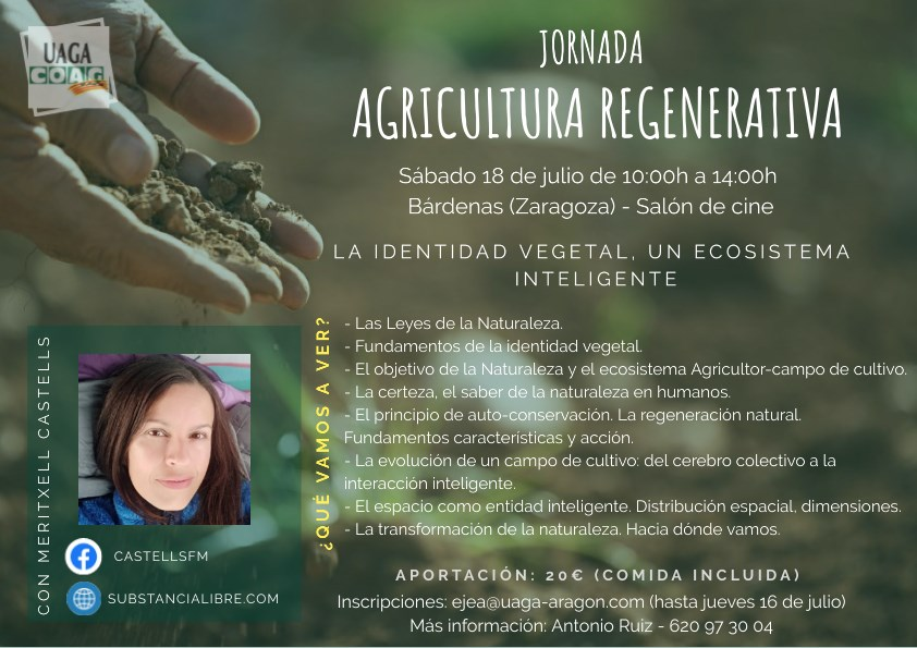 Jornada de Agricultura Regenerativa