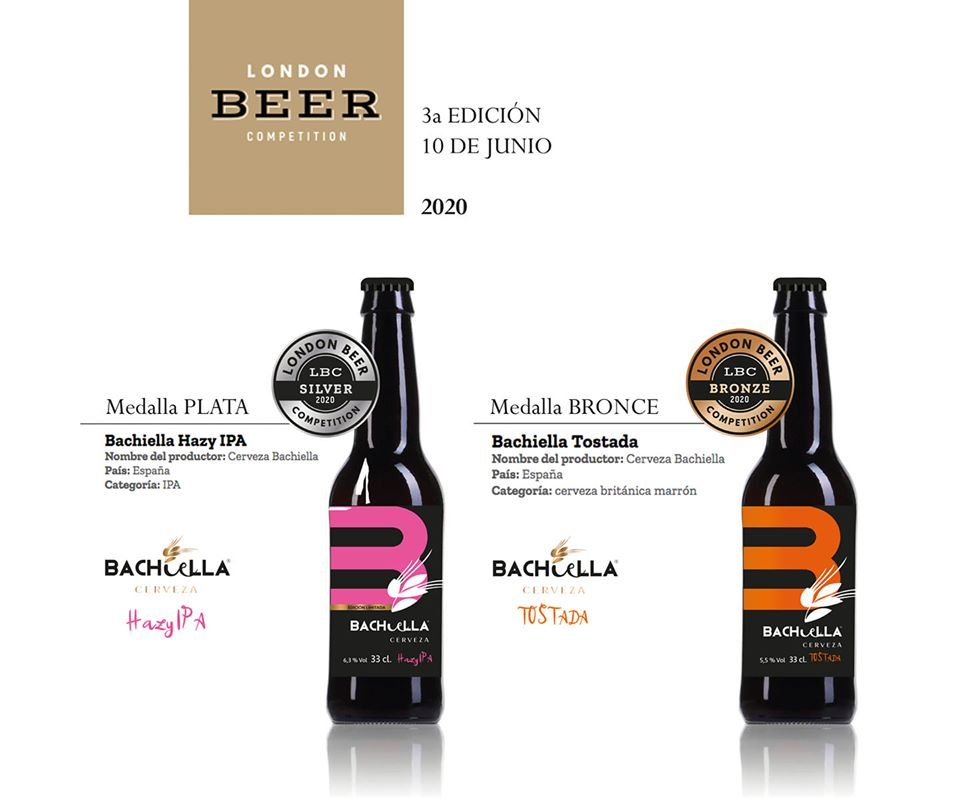 Premios Cerveza Bachiella