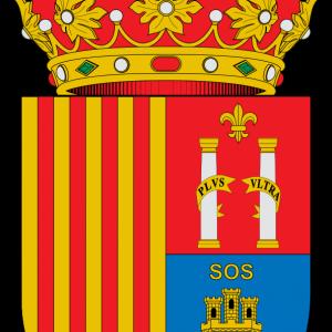 Ayuntamiento de Sos escudo