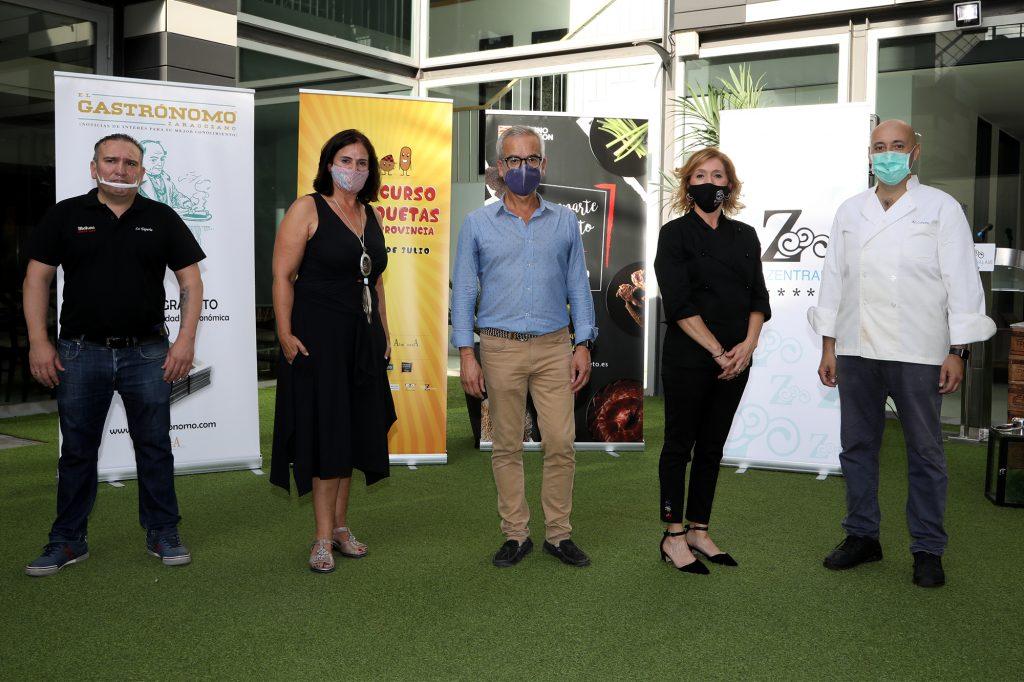 II Concurso de Croquetas de Zaragoza y Provincia