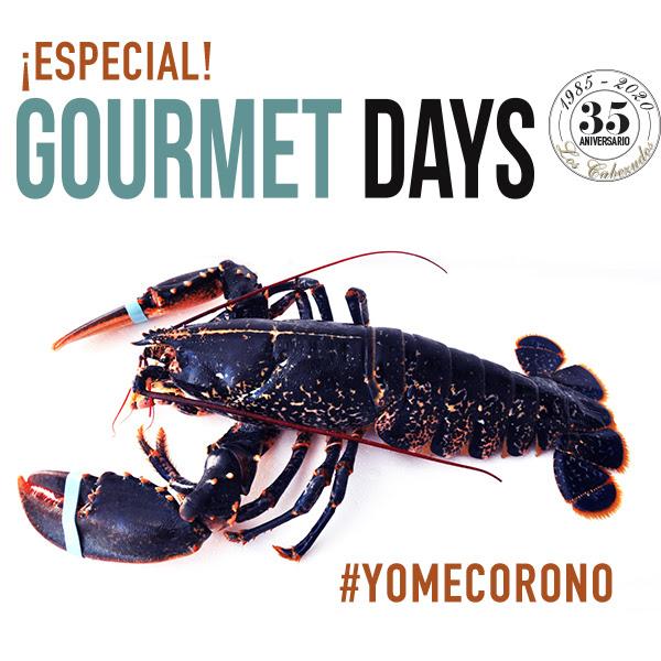 Gourmet Days - Bogavante