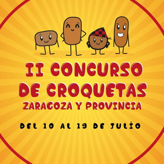 La final del concurso de croquetas se aplaza a septiembre