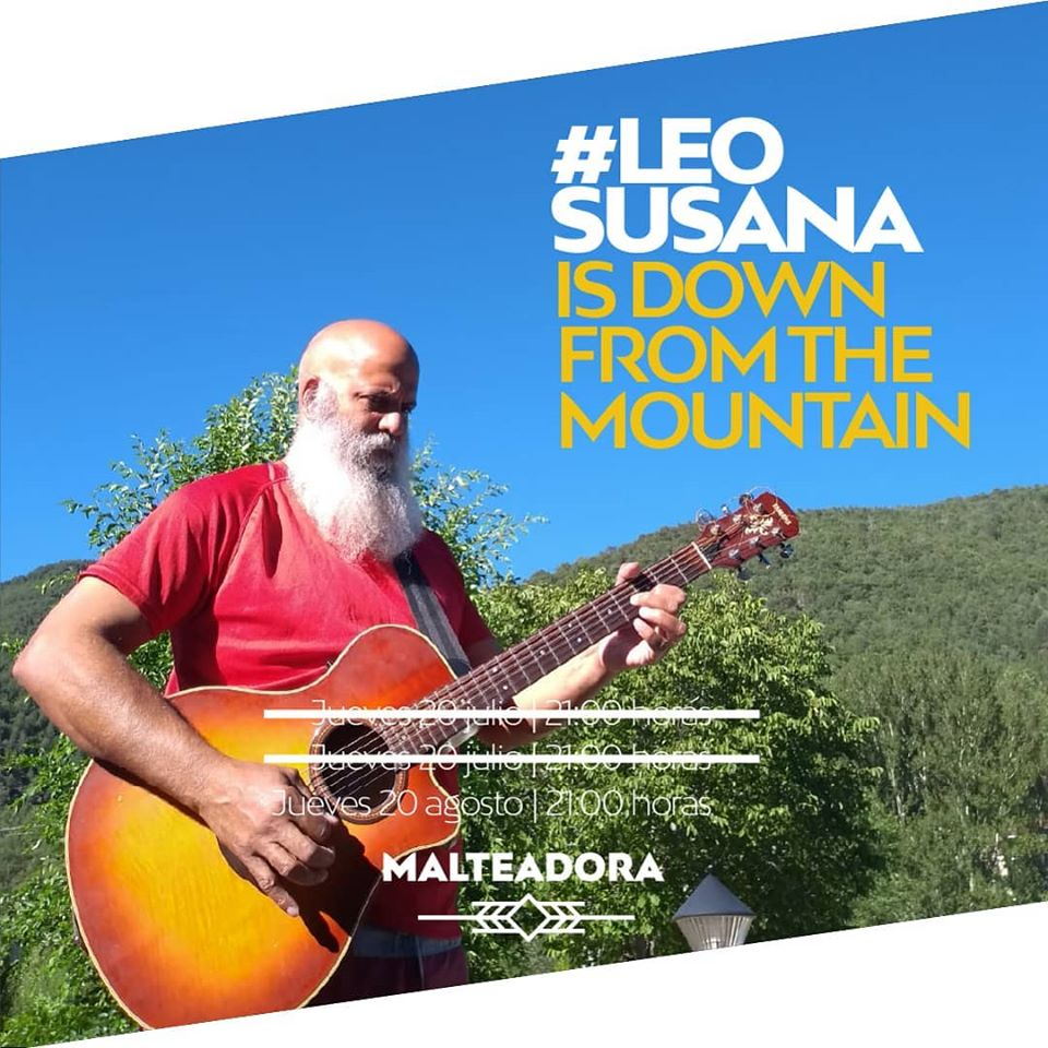 Concierto de Leo Susana - La Malteadora