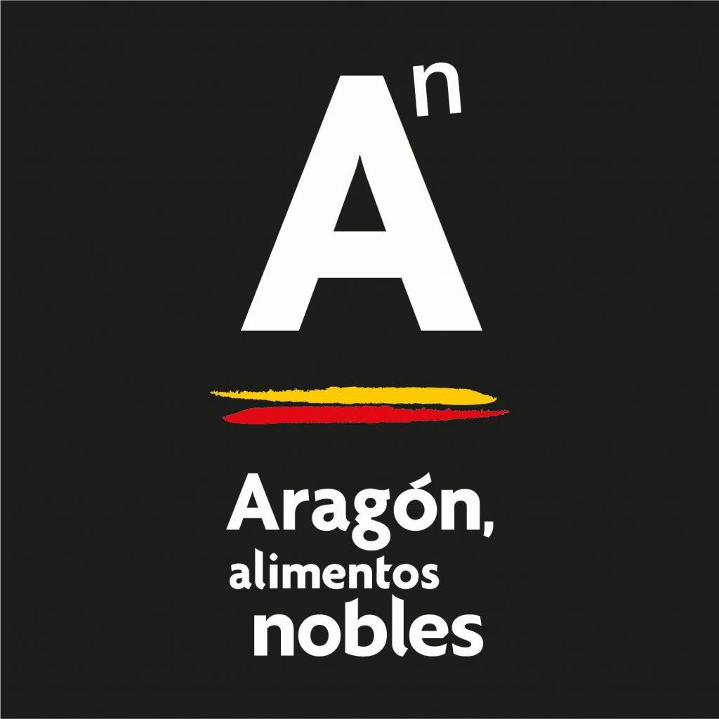 Aragón Alimentos nobles logos logo