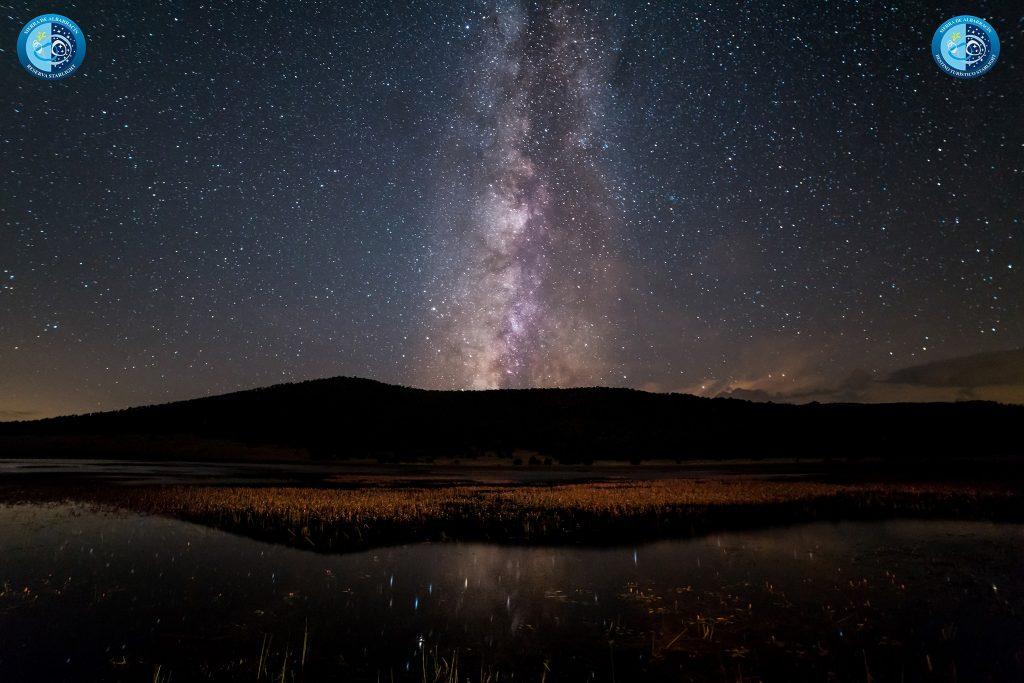 Comarca de la Sierra de Albarracín Destino Starlight
