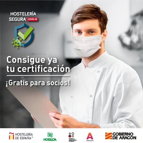 HORECA HOSTELERÍA SEGURA