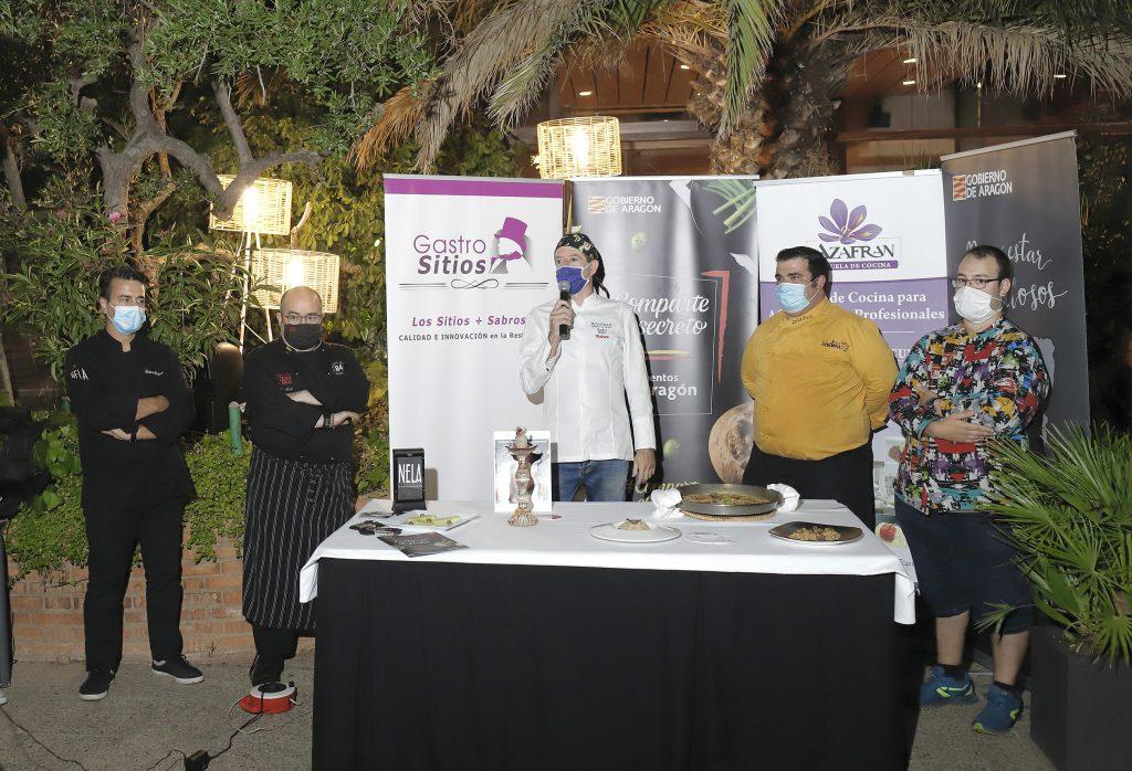 Cocineros de los Gastro Sitios GOC