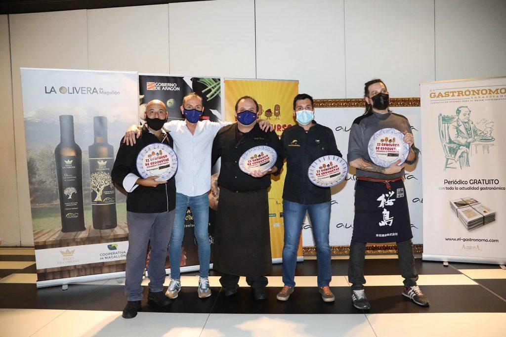 Ganadores_segundo_concurso_croquetas_zaragoza