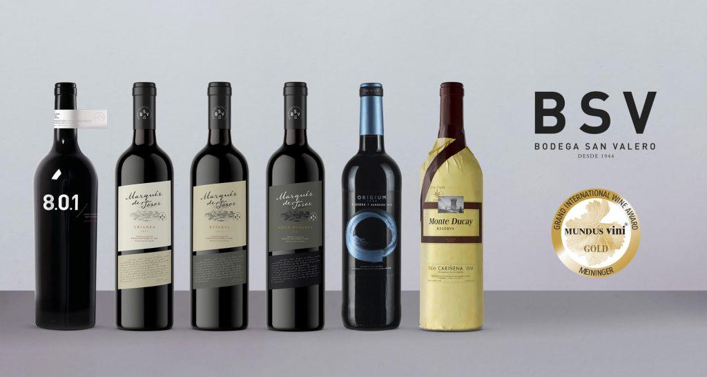 Premios Mundus Vini san Valero