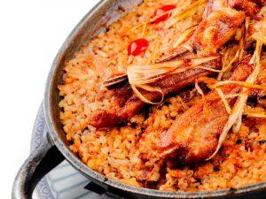 Ternasca arroz