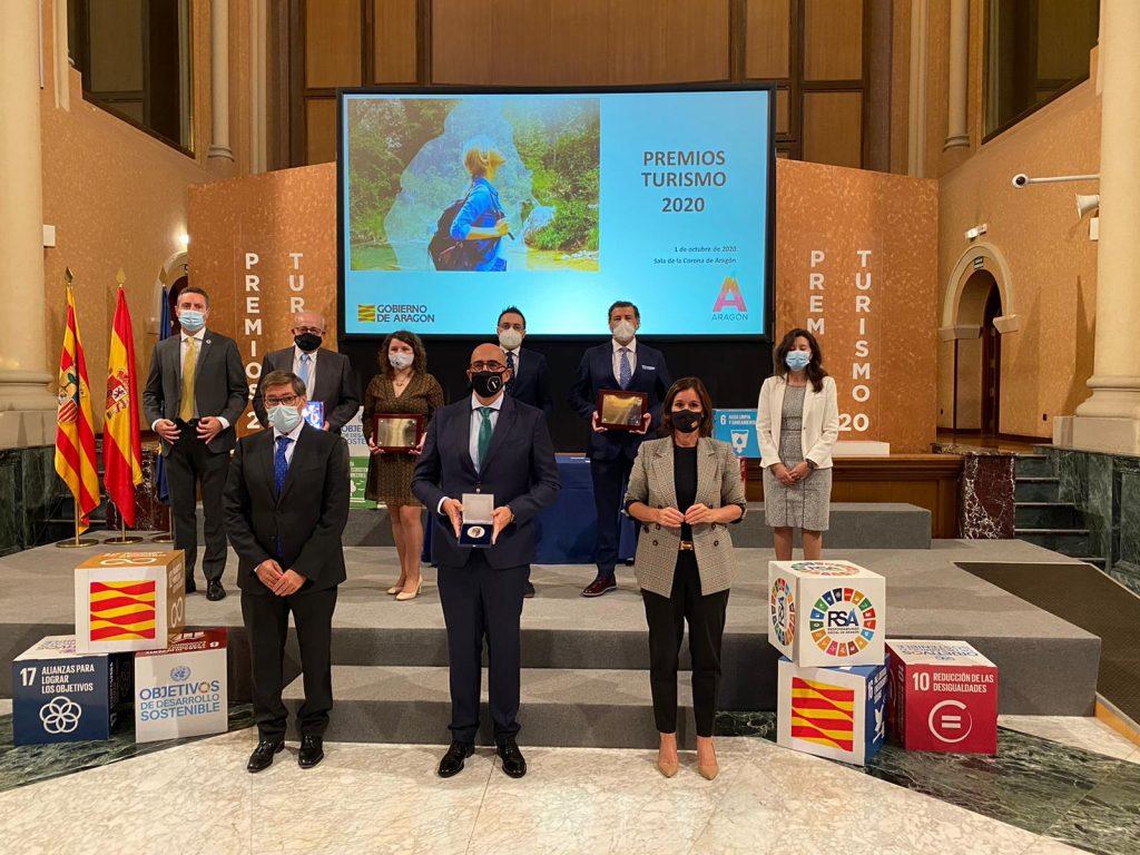 2020 10-01 Premios turismo DGA
