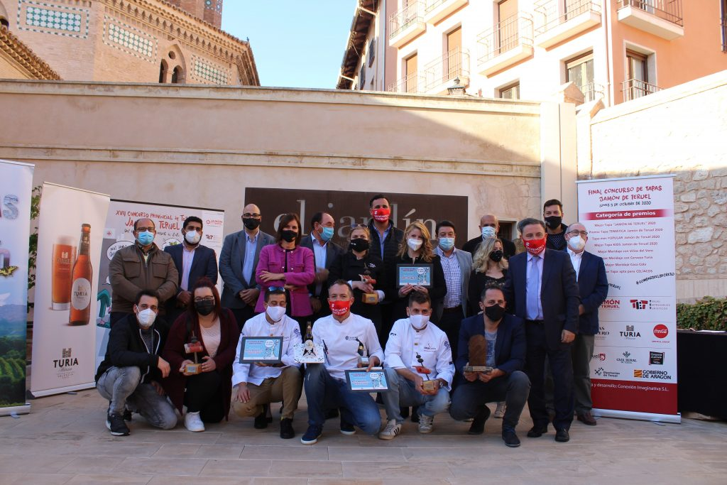 2020 Tapas Teruel ganadores