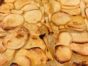 Alma Mater tarta manzana