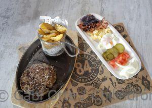 Burguer 84 hamburguesa GOC