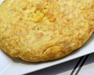 Chalibes tortilla