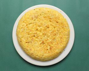 El Coloquio tortilla
