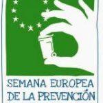 Logo de la Semana Europea de Prevención de Residuos