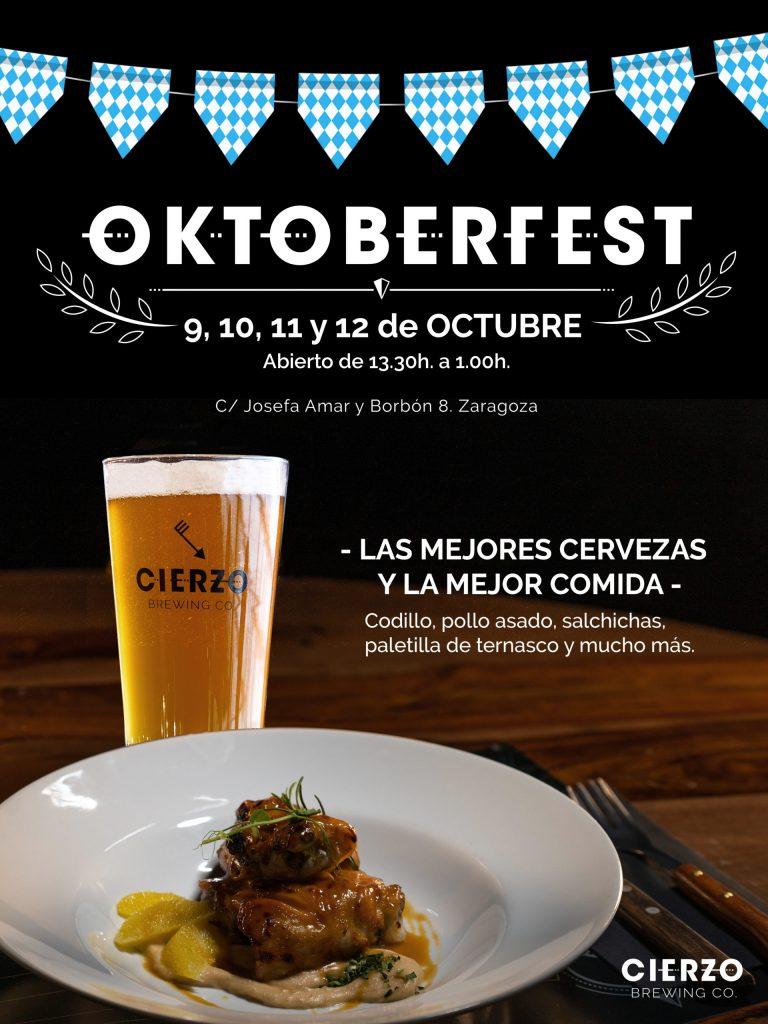 Oktoberfest - Cierzo Brewing