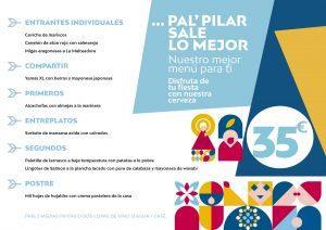 Pilar Menú Malteadora 2020