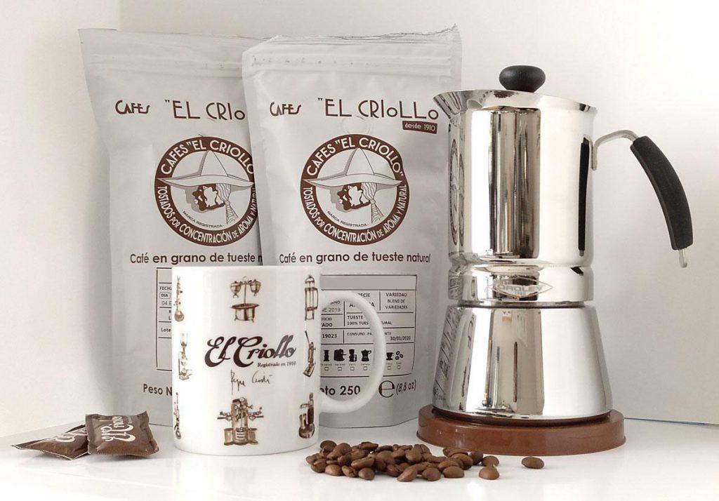 pack cafés el criollo